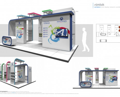 Case Study for Americk Packaging.