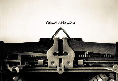 Public Relations Support. Business and Trade Press Specialist