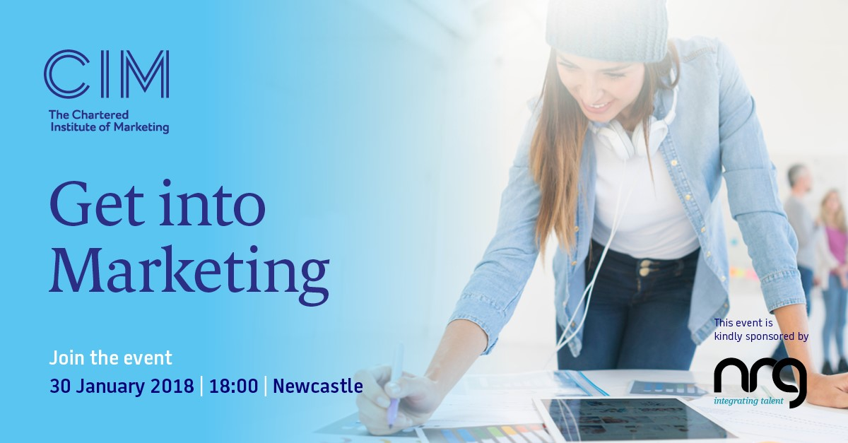 Get into Marketing Newcastle